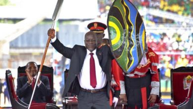 Presidente de Tanzania - John Magufuli
