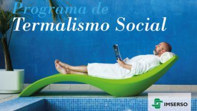 Pensiones - Imerso - Termalismo social
