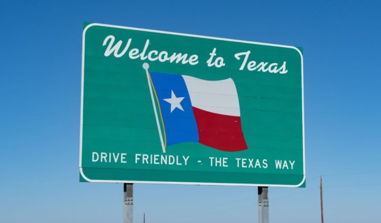 Texas - Welcome
