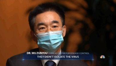 Wu Zunyou - COVID-19 DOES NOT EXIST