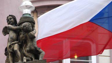 Chequia - Bandera