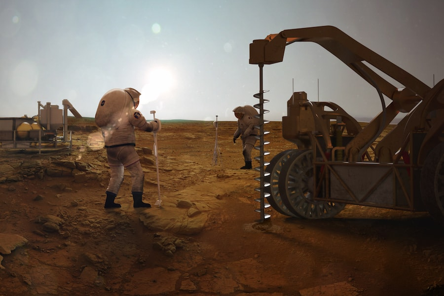 Minería de asteroides - 2