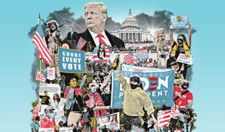 Trump Biden 2020 Election