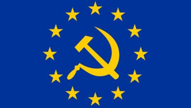 UE - Comunismo azul
