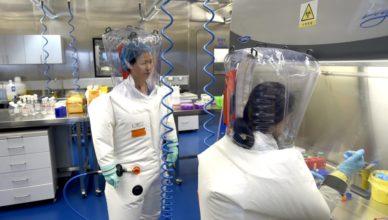 Laboratorio Wuhan