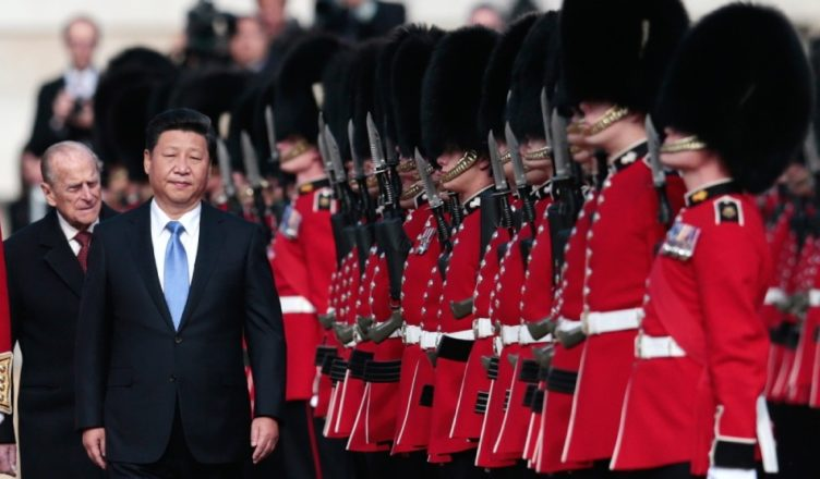 Xi Jinping UK