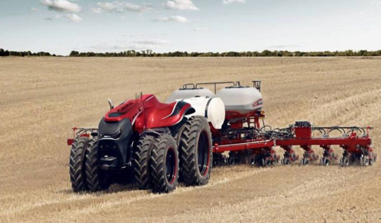 Agricultura Robot Agrorobótica Tractor