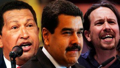 Chávez, Maduro Iglesias