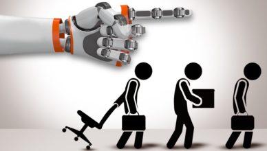 Robotización del empleo