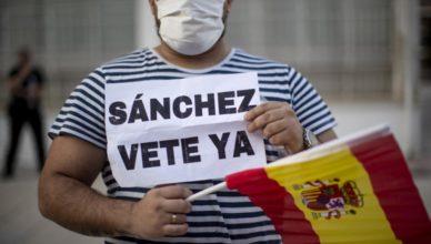 Sánchez vete ya