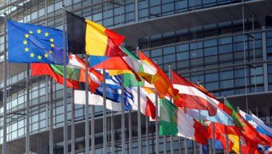 UE - Banderas
