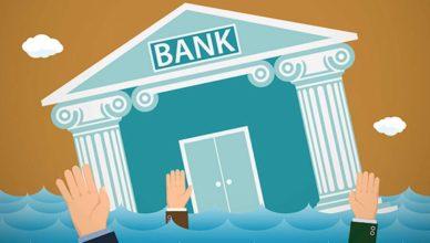 Banca colapso