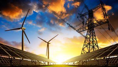 Energía eléctrica renovable