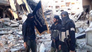 Siria - Terrorismo