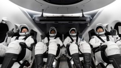 SpaceX - Crew1