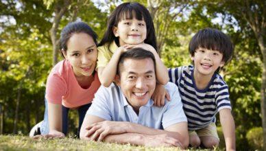China familia