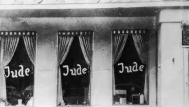 Nazism Jude