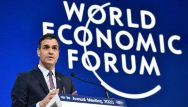 Sánchez - WEF