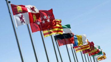 CCAA - Banderas