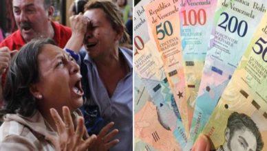 Venezuela hiperinflación