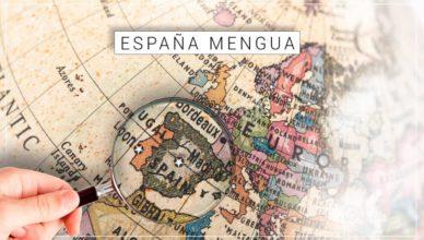Demografía España