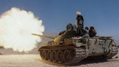 Taliban Tank