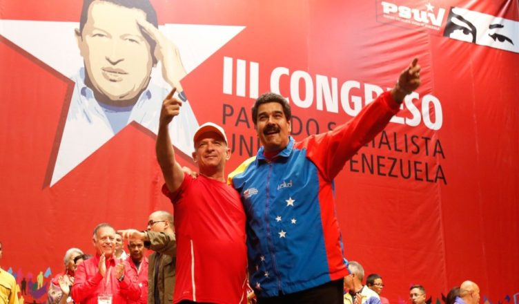 Venezuela - Pollo Carvajal Maduro